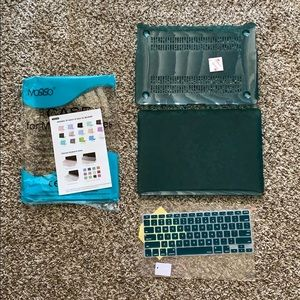 Other - MOSISO plastic hard shell case & keyboard cover